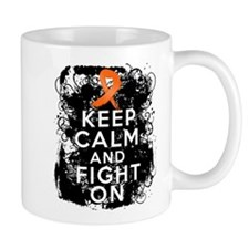 COPD Keep Calm Fight On Mug