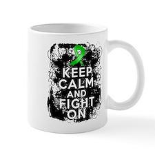 Bile Duct Cancer Keep Calm Fight On Mug