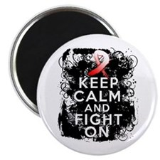 Aplastic Anemia Keep Calm Fight On Magnet