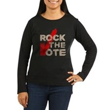 Rock the Vote Long Sleeve T-Shirt