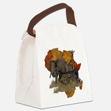Safari.png Canvas Lunch Bag