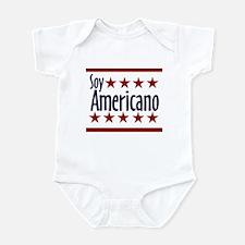 Soy Americano Infant Creeper