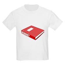 Romney's Binder Full of Women T-Shirt