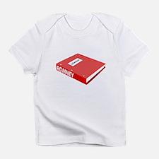Romney's Binder Full of Women! Infant T-Shirt