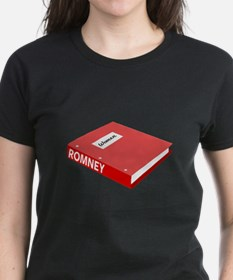 Romney's Binder Full of Women! Tee