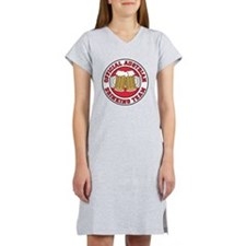 Austrian Drinking Team Women's Nightshirt