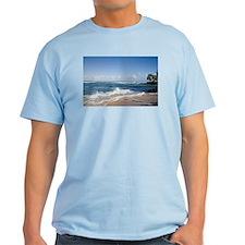 Hawaii North Shore Beach T-Shirt