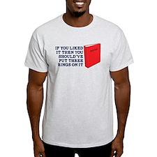 Put Three Rings on it T-Shirt