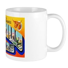 Amarillo Texas Greetings Mug