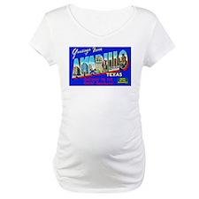 Amarillo Texas Greetings Shirt