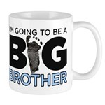 Im Going To Be A Big Brother Mug