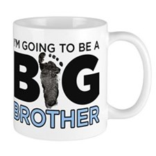 Im Going To Be A Big Brother Mug