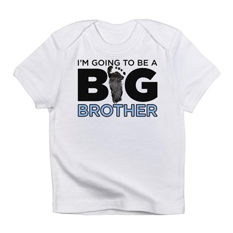 Im Going To Be A Big Brother Infant T-Shirt
