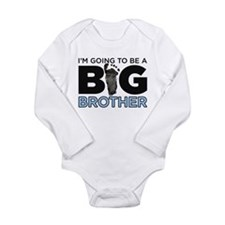 Im Going To Be A Big Brother Baby Outfits