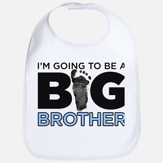 Im Going To Be A Big Brother Bib