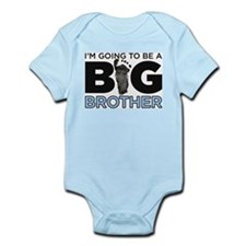 Im Going To Be A Big Brother Onesie