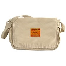 Wife Beader Messenger Bag