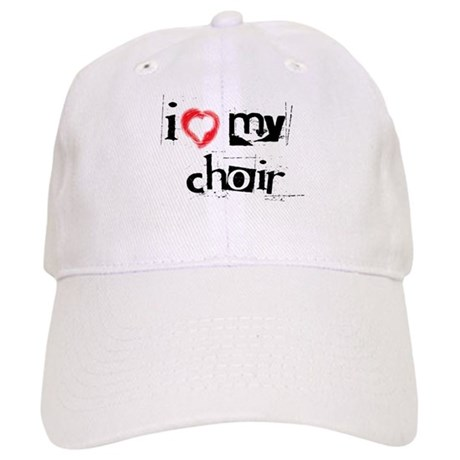 I *heart* my choir! Cap
