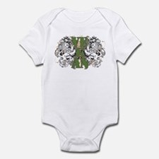 Vegan Lions Infant Bodysuit