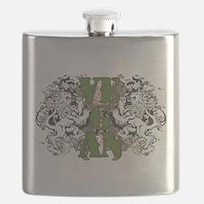 Vegan Lions Flask