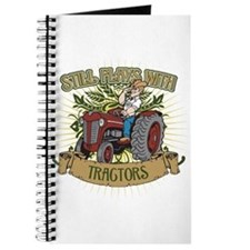 Still Plays with Red Tractors Journal