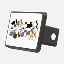 Many Bunnies Hitch Cover