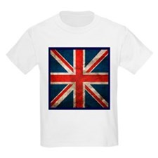 UK British English Union Jack T-Shirt