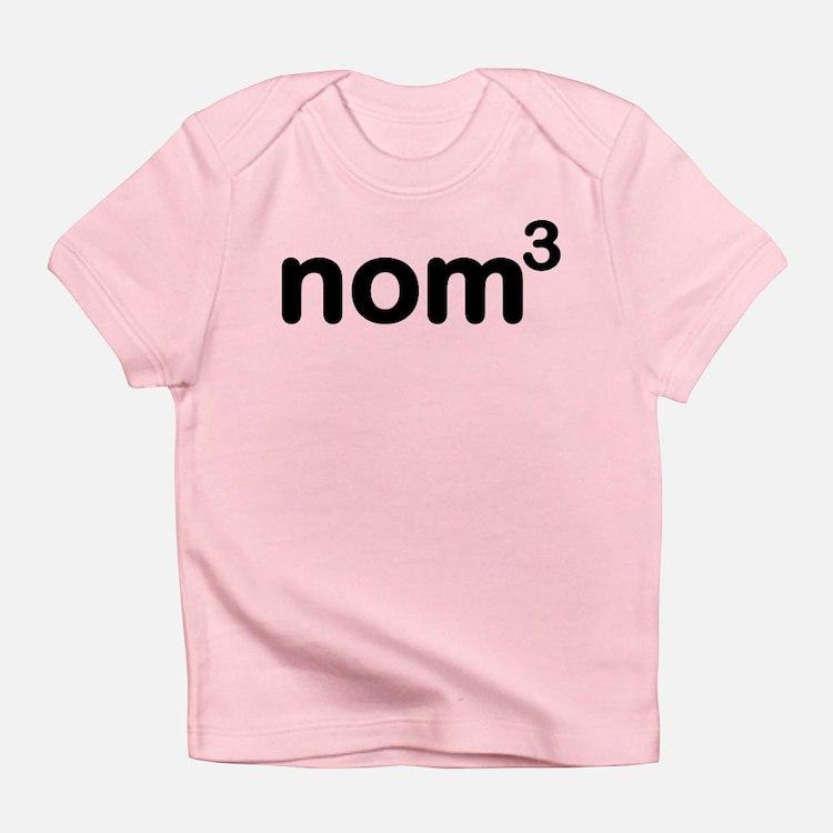 Nom nom nom Infant T-Shirt
