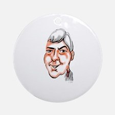 GoVeRnOr RiCk SnYdEr Ornament (Round)