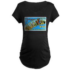 Bluefield West Virginia Greetings T-Shirt
