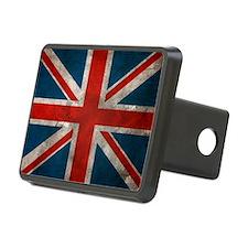 UK British English Union Jack Hitch Cover