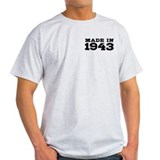 Made in 1943 shirt Clothing