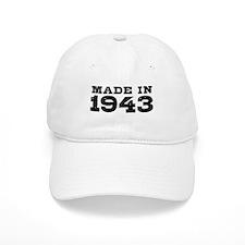 Made in 1943 Baseball Cap