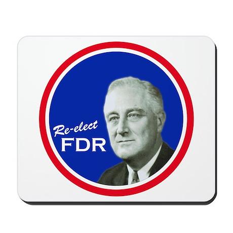 FDR - Mousepad
