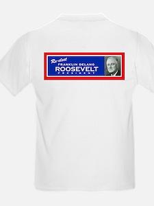 FDR - Kids T-Shirt