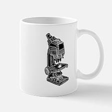 Vintage Microscope Mug