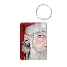 A Glider's Christmas Wish Keychains