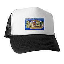 Idaho Greetings Trucker Hat