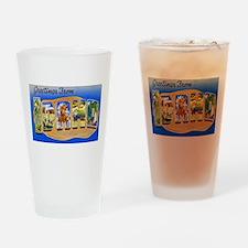 Idaho Greetings Drinking Glass