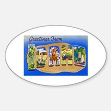 Idaho Greetings Decal