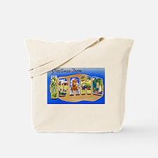 Idaho Greetings Tote Bag
