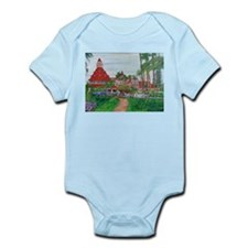 Coronado Hotel Del Infant Bodysuit
