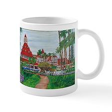 Coronado Hotel Del Mug