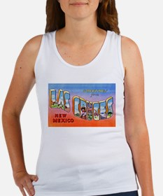 Las Cruces New Mexico Greetings Women's Tank Top