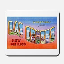Las Cruces New Mexico Greetings Mousepad