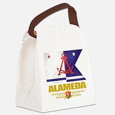 Alameda (Flag 10).png Canvas Lunch Bag