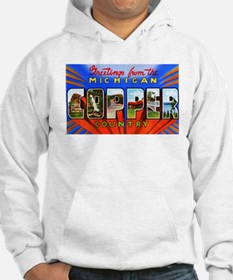 Michigan Copper Country Hoodie