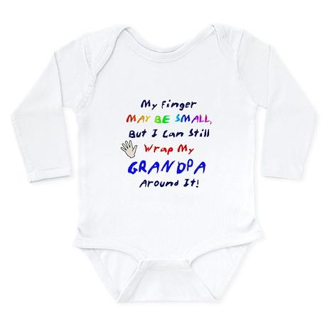 10x10 My Little Finger Grandpa Body Suit