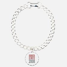 Sober Since 2008 Bracelet