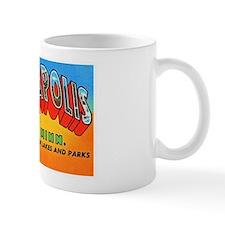 Minneapolis Minnesota Greetings Mug